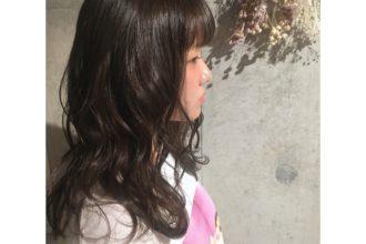 ☆透明感カラー☆
